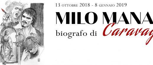 Milo Manara biografo di Caravaggio