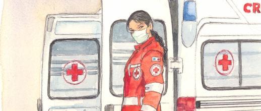 Asta in favore della Croce Rossa
