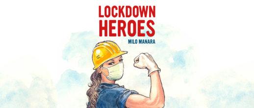 Presentazione Lockdown Heroes